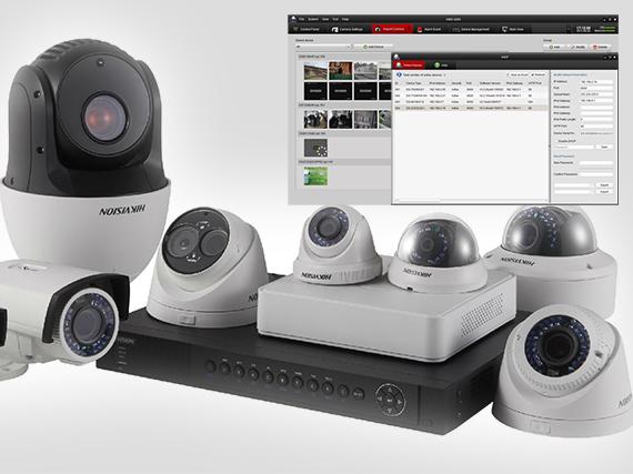 installazione videosorveglianza hikvision cesena